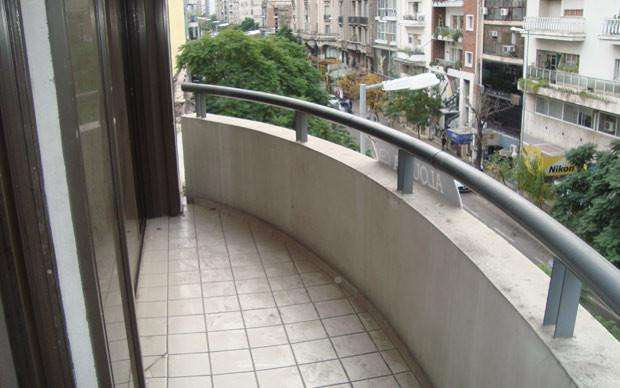 Departamento en alquiler, Centro, Emilio Olmos 100