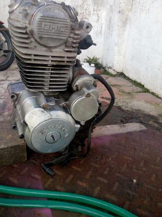 Motor Honda Nx 150