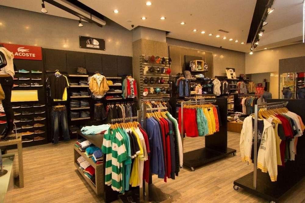 Se solicitan personas con experiencia en el área de ventas y almacenes de ropa.