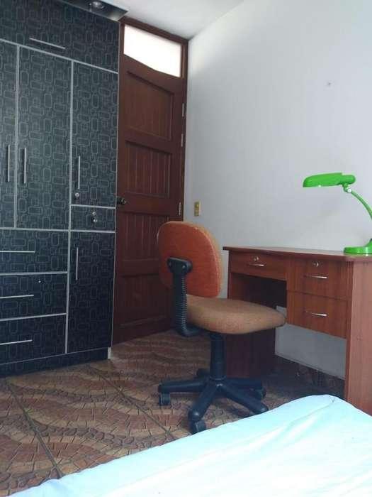 Alquilo habitacion para estudiante en surco