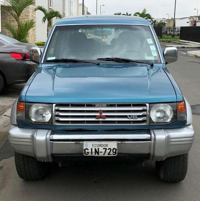 Mitsubishi Montero 1994 - 200000 km