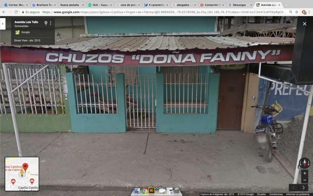 Vendo Casa Esmeraldas Las Palmas