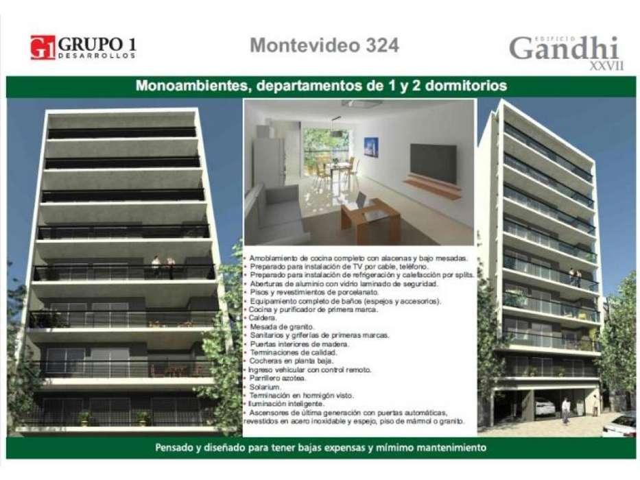 Rosario: Montevideo 324- Unidades de bauleras en planta Baja