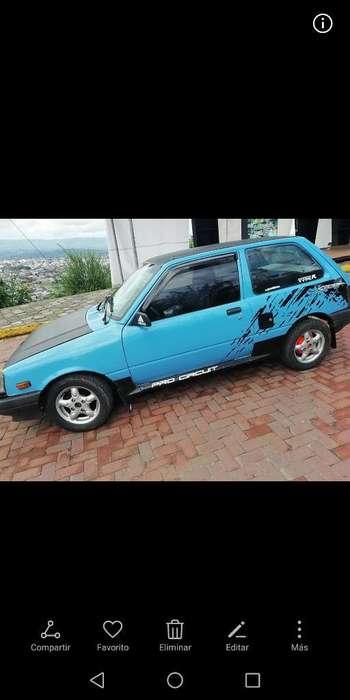 Suzuki Forsa 1 1990 - 80000 km