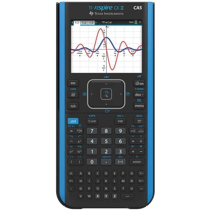 Calculadora Texas CX CAS 2