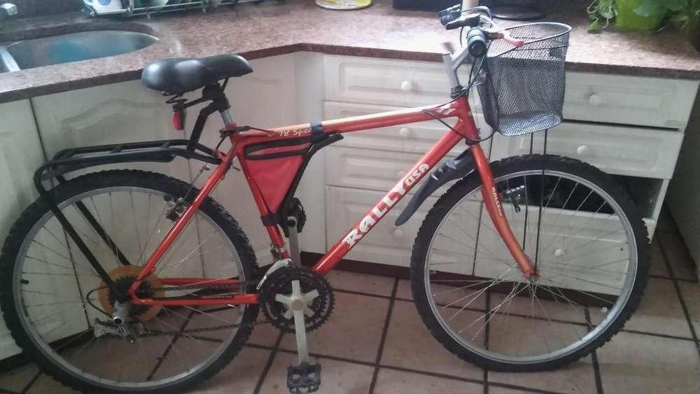 Bicicleta Rally - Rodado 29