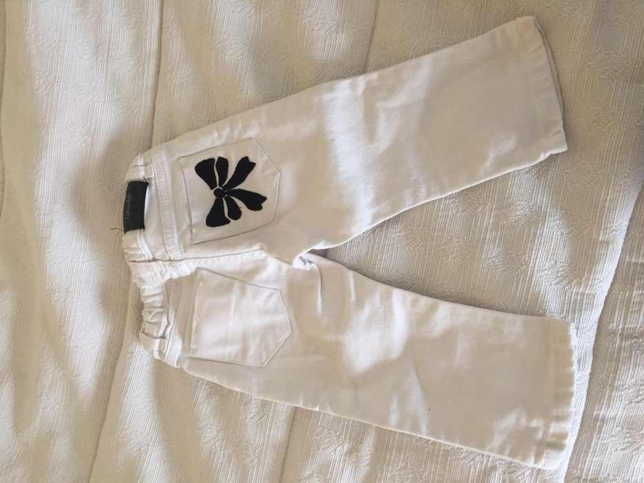 Pantalon Nena Marca <strong>cheeky</strong> para 12 meses