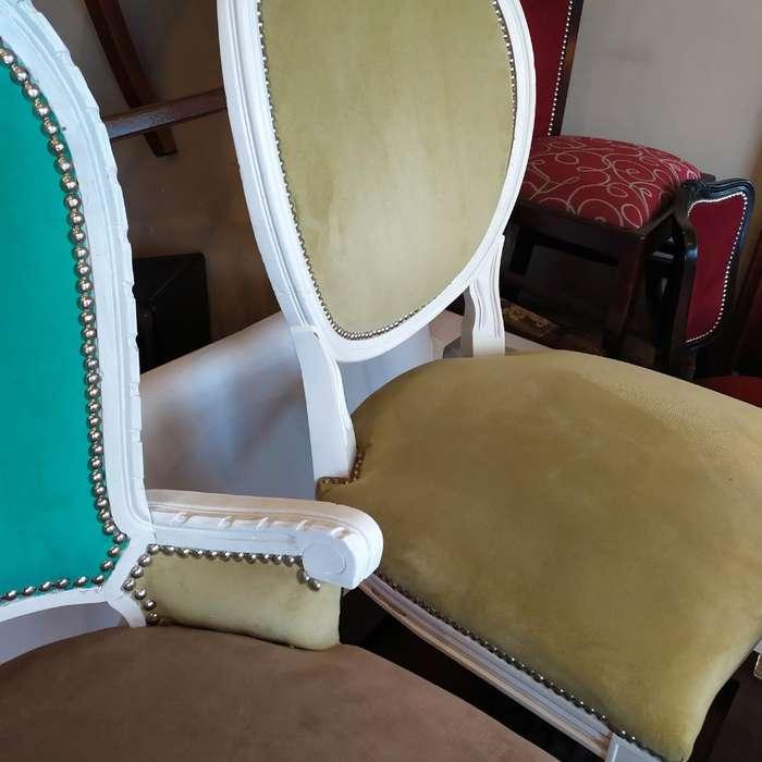 <strong>sillas</strong> de Estilo Totalmente Restauradas