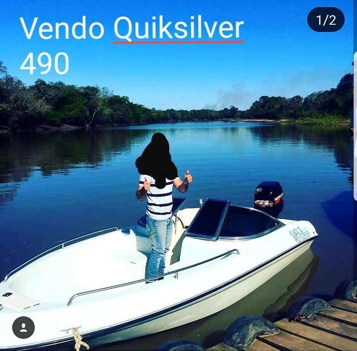 Vendo Quiksilver 490