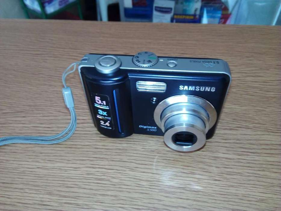Camara <strong>digital</strong> Samsung Buen Estado