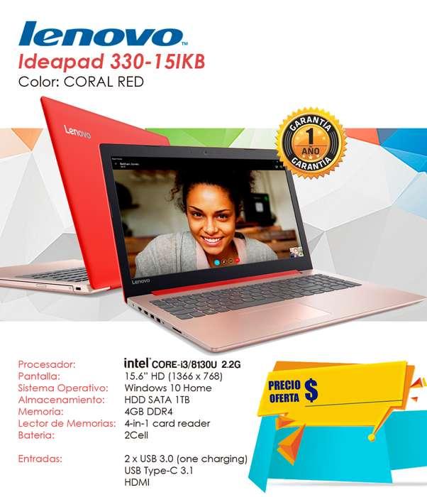 Lenovo Ideapad 330-151KB / Core i3/8130U 2.2G