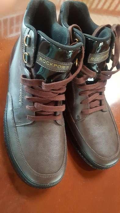 Botines Rockport Adidas Talla 10