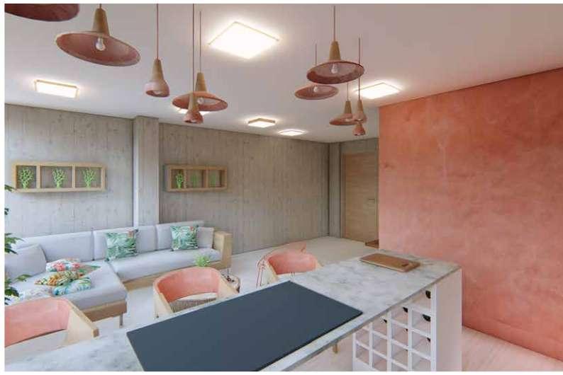 Las Casas. Departamento Dúplex de Venta. 79,62 metros 2 dormitorios. A Estrenar.
