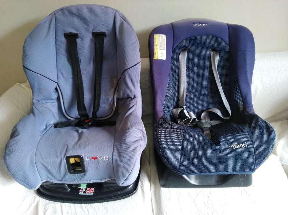 Butacas Infantiles para Autos