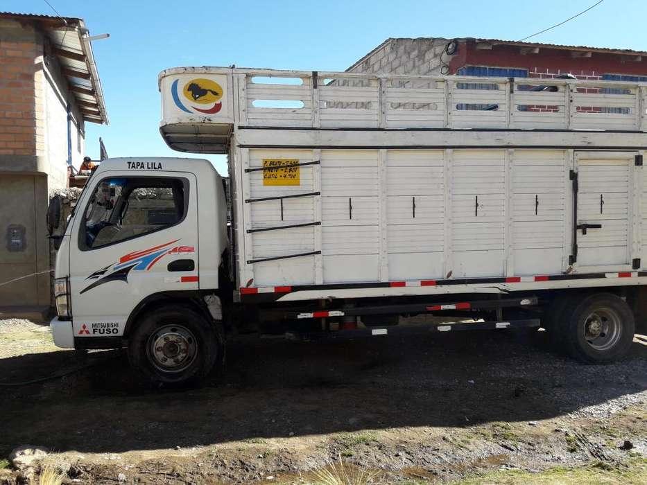 se vende x motivo de viaje camionmitsubishi fuso en buen estado tapa lila llamar 943367761