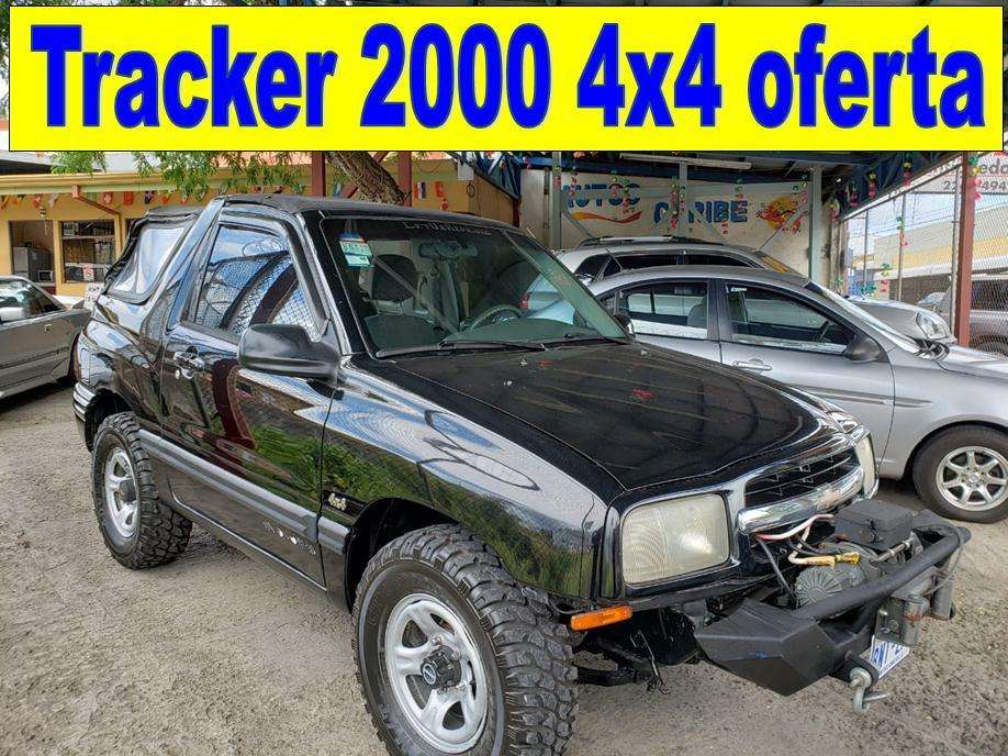 Chevrolet Tracker 2000 - 116000 km