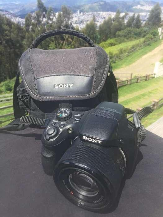 Camara Sony DSC-HX300 HD 50X optical zoom