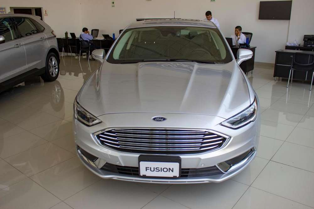 Ford Fusion 2018 - 0 km