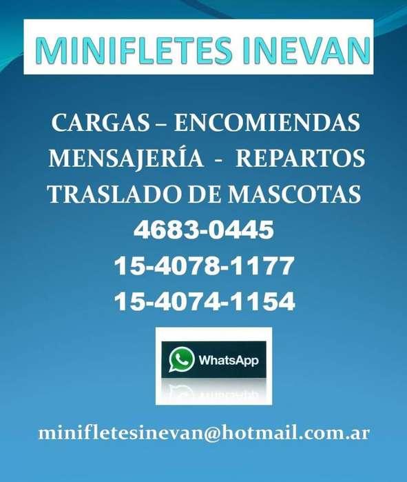 Minifletes Inevan