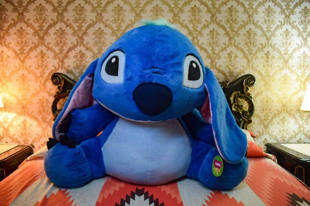 Stitch Peluche Gigante