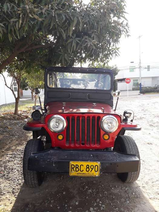 <strong>jeep</strong> Willys 1950 - 0 km