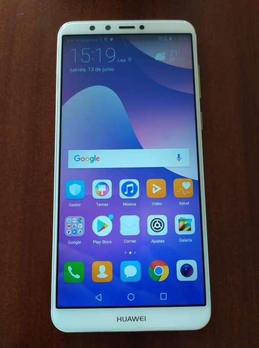 Flamante Huawei Y9 Prime 2018 32gb