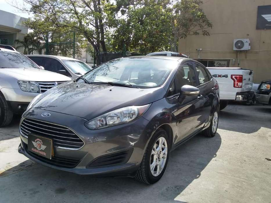 <strong>ford</strong> Fiesta  2015 - 58057 km