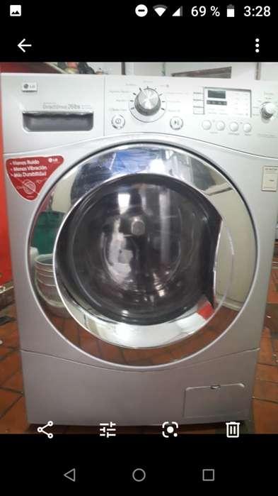 Lavadora secadora LG 26LB