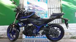 Vendo o Permuto por auto igual o menor valor Yamaha MT03 Impecable