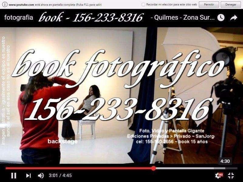 BOOK DE FOTOS DE ALTA DEF FDOS BLCO Y NEGRO 500 BERNAL QUILMES 1562338316