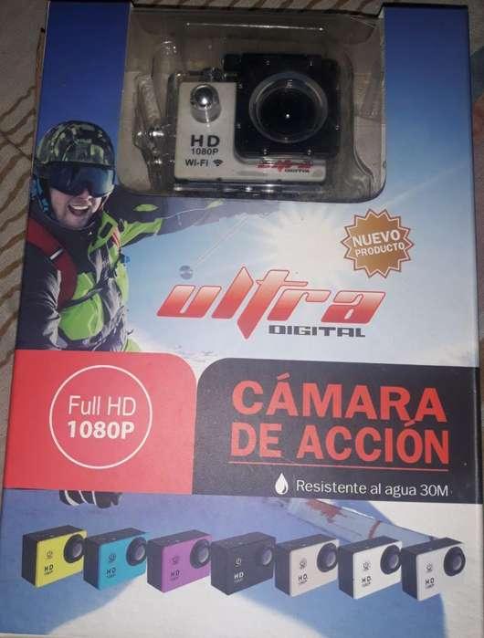 Cámara Ultra <strong>digital</strong> Full Hd 1080p