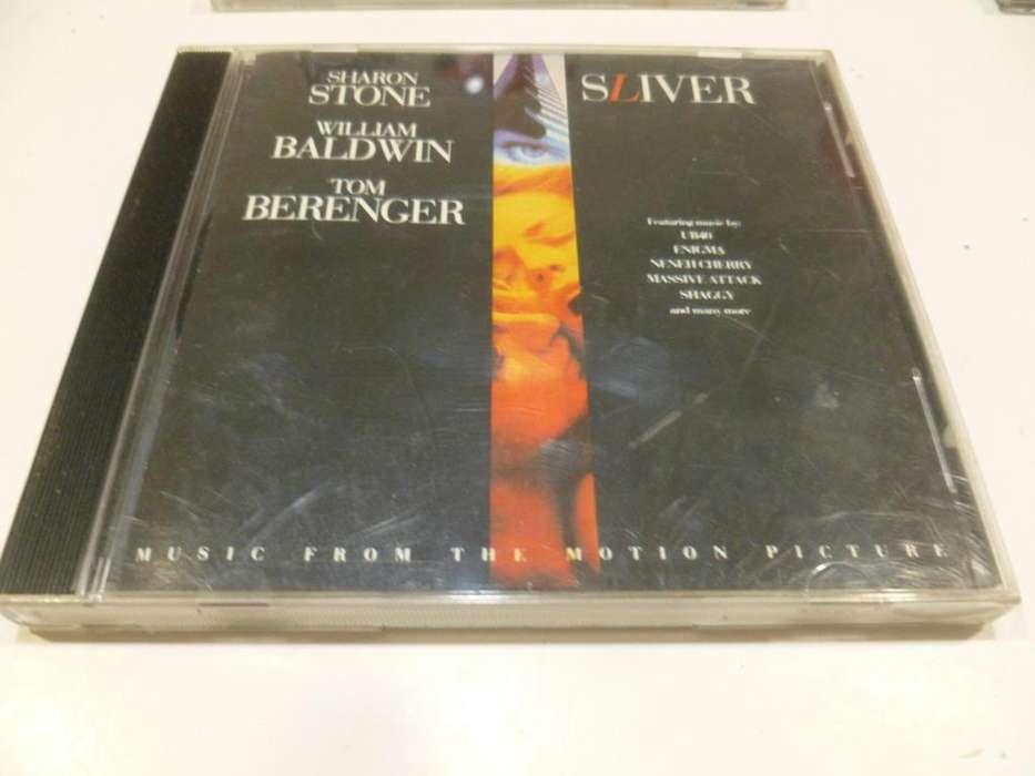 Cd Sliver, Banda De Sonido