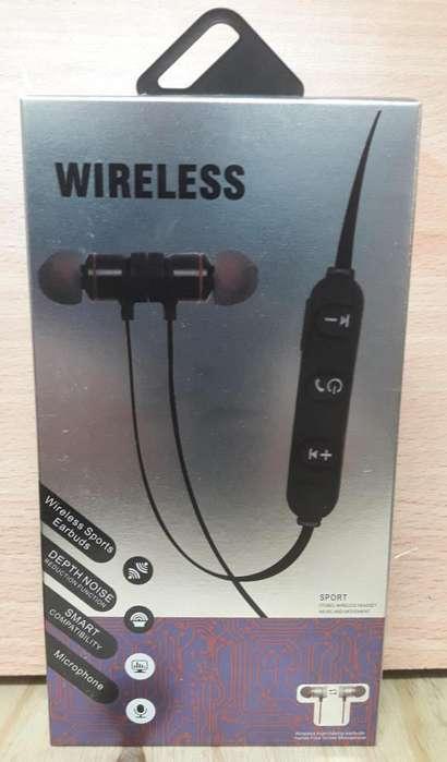 Auriculares Manos libres Inear BLUETOOTH control de llamadas Imantados IPHONE IPAD TABLETS PC UNIVERSAL