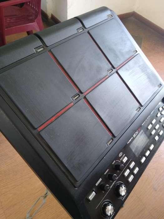 Vendo Bateria Roland Spd Sx