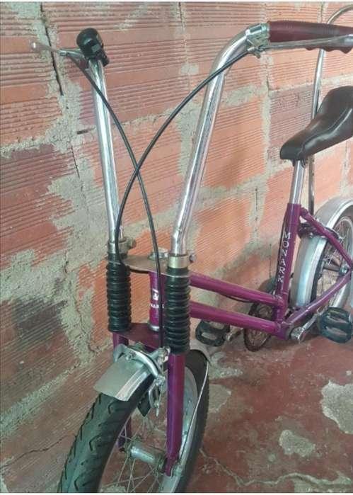 Vendo Bicicleta Monark