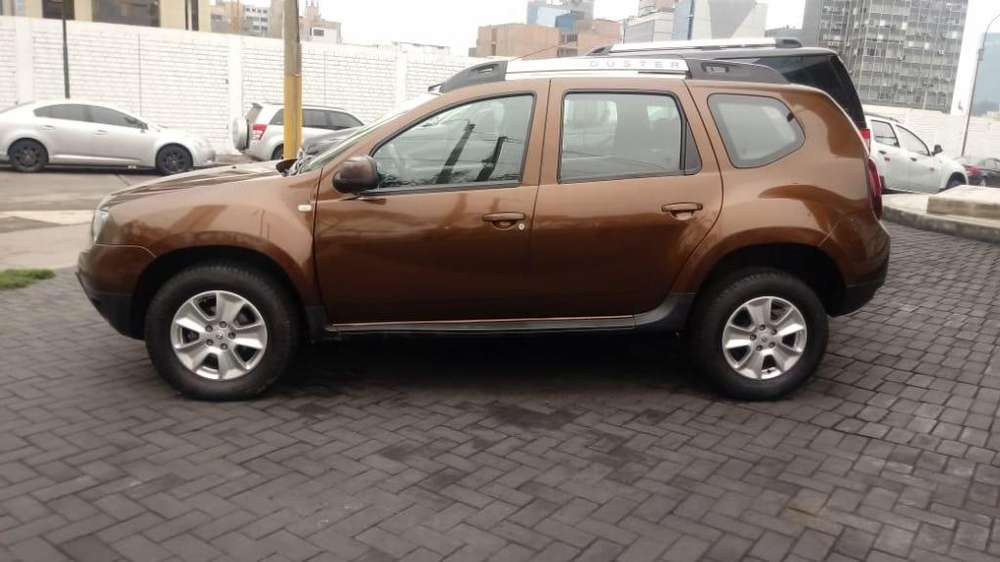 Renault Duster 2016 - 65448 km