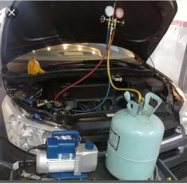 Servicio de Refrigeracion Automotriz