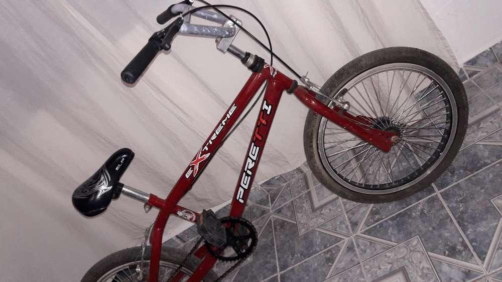 Bicicleta Extreme Peretti Rodado 20