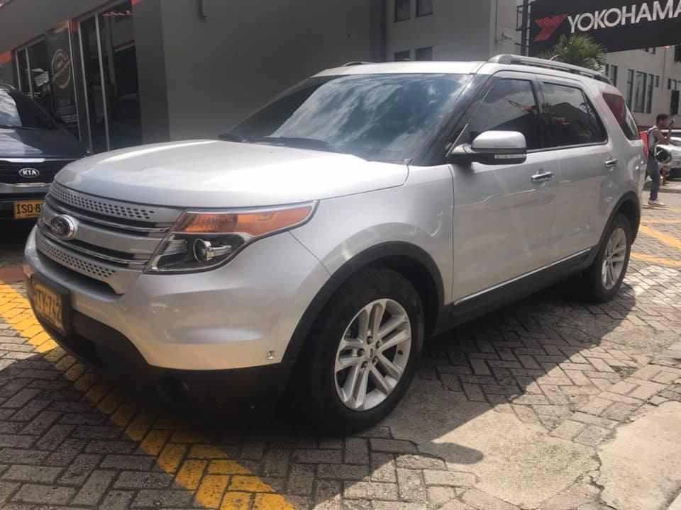 Ford Explorer 2013 Limited, Automatica, 3500cc, full, 56.400kms