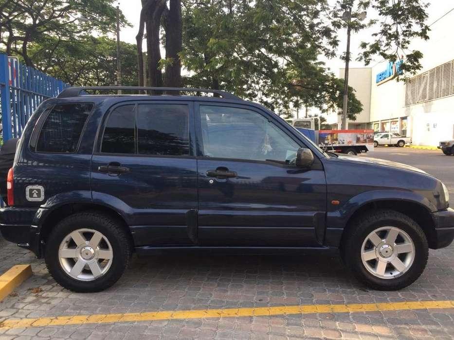 Chevrolet Grand Vitara 2004 - 278000 km