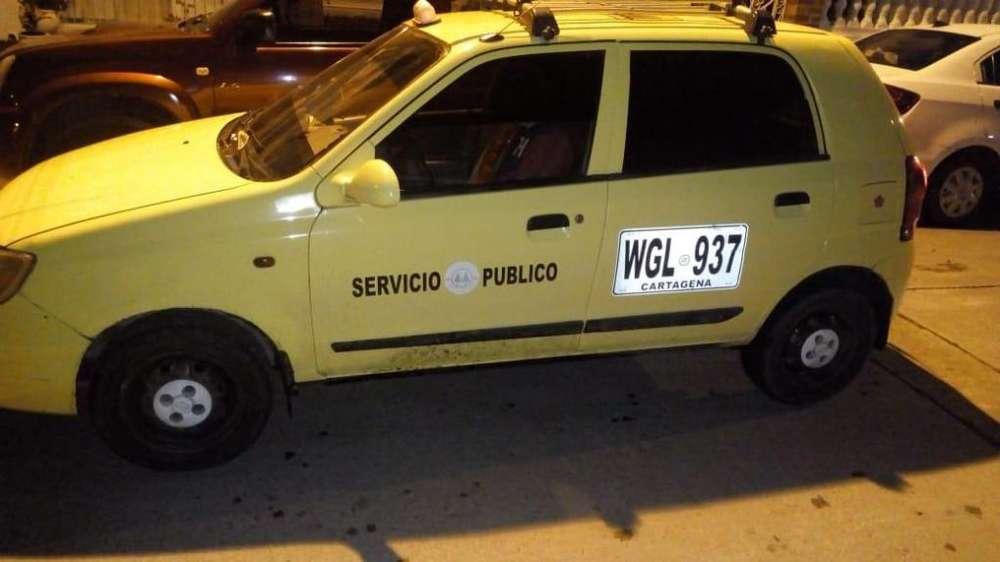 Vendo taxi Cartagena mod 2015