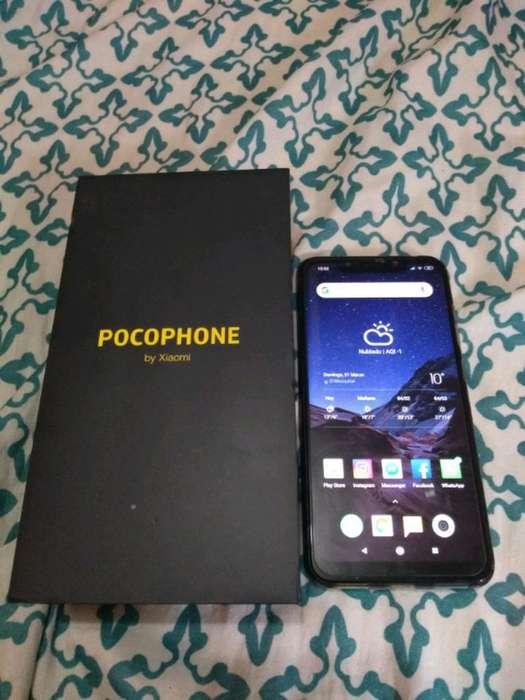 Pocophone F1 Gama Alta Snapdragon 845