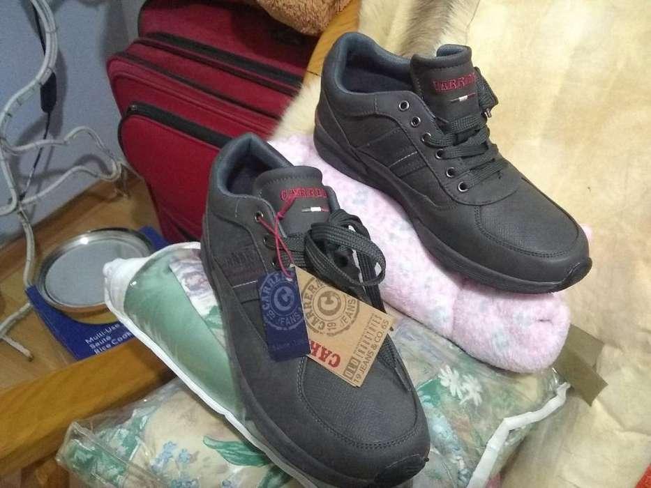 Zapatillas de Cuero Italianas