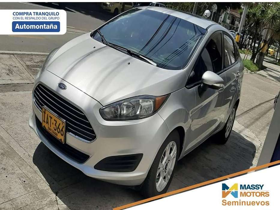 <strong>ford</strong> Fiesta  2015 - 49500 km