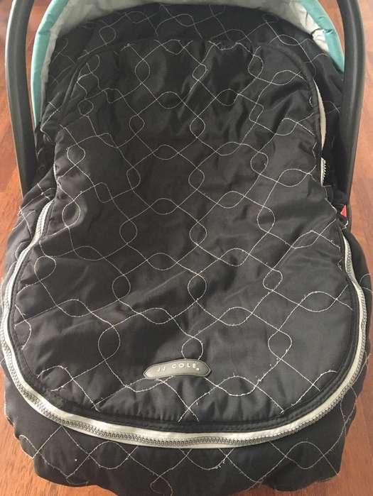 Cobertor de Porta Bebe
