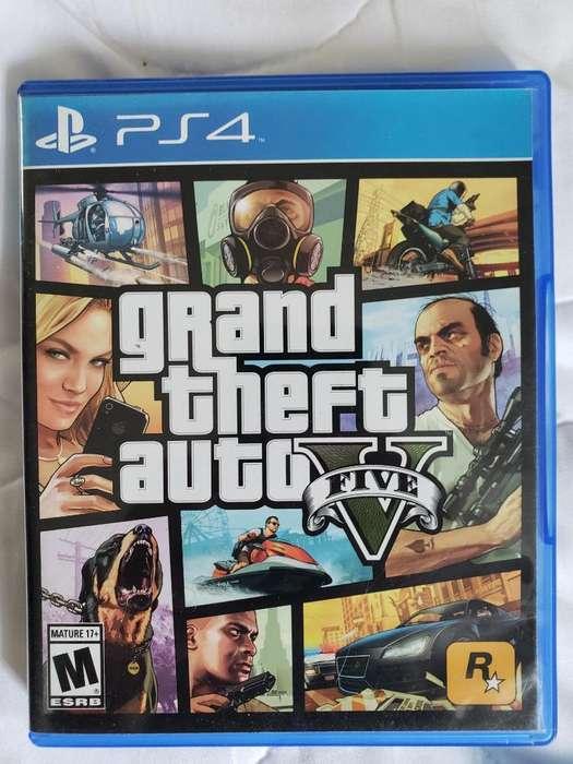 Grand Theft Autov Ps4
