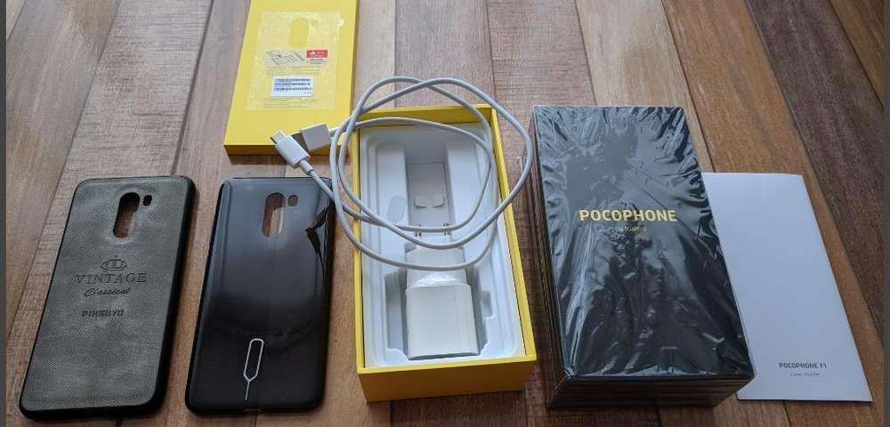 Vendo Xiaomi Pocophone 6gb Ram 64gb