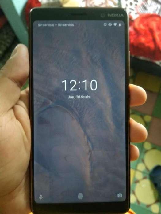Nokia 7 Plus 4 de Ram 64 Gb de Almac
