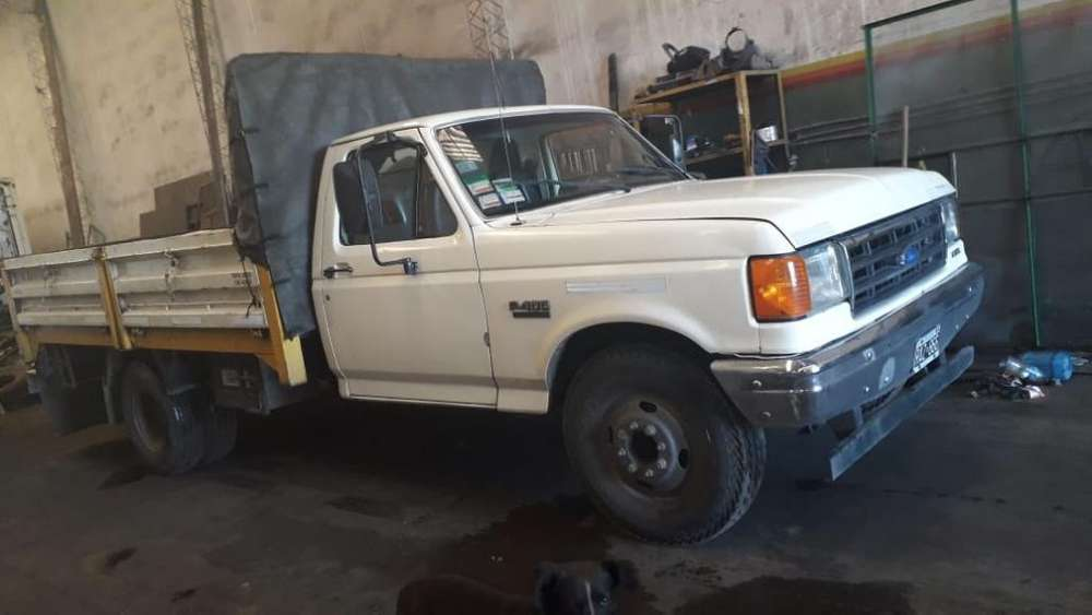 Ford 400 1992