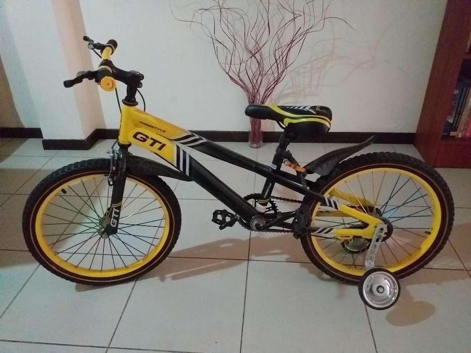 Bicicleta de Niño Nueva sin Usar...